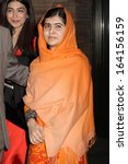 Small photo of NEW YORK - NOV 11: Malala Yousafzai attends the Glamour Woman of the Year Awards at the Carnegie Hall on November 11, 2013 in New York.
