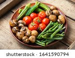 Grilled Vegetables Assortment...