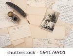 Old Letters  Vintage Postcards...