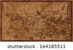 Drawing Of China Ancient Map