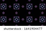 geometric kaleidoscope... | Shutterstock . vector #1641904477