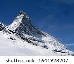 Matterhorn North Face Skiing...