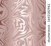 liquid watercolor marble effect.... | Shutterstock .eps vector #1642182961