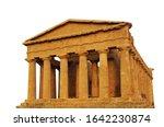The Temple Of Concordia ...
