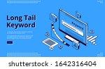 long tail keyword isometric... | Shutterstock .eps vector #1642316404