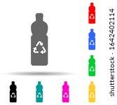 bottle recycling green multi...