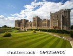 Windsor Castle Near London ...