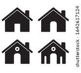 home icon. house vector...