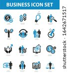 business and economy vector...   Shutterstock .eps vector #1642671517