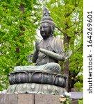 Buddhist Statue At The Senso...