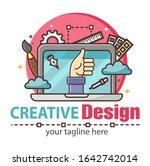 vector modern design concept...