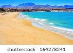 View Of Playa Esmeralda In...