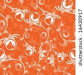 seamless pattern. vector. | Shutterstock .eps vector #16430917