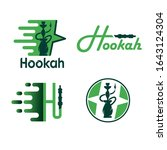 Concept Logo For Hookah Delivery