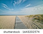 Amager Strand Romantic Wooden...