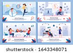 pregnancy and career  pregnant... | Shutterstock .eps vector #1643348071