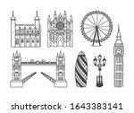 set of vector clip art...   Shutterstock .eps vector #1643383141