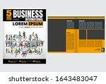 template vector design ready... | Shutterstock .eps vector #1643483047