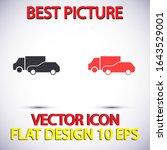 bus vector icon . lorem ipsum...