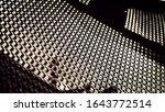 the pattern  of  blinding ...   Shutterstock . vector #1643772514