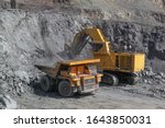 Open Pit Mining Of Iron Ore And ...
