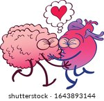 Odd Couple Composed By A Brain...