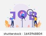 vector illustration  employment ...