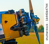 Small photo of Aeroklub Lubelski, Radawiec / Poland - 2018.10.03: Aircraft PZL-Mielec M-18 Dromader (Rockwell Thrush Commander)