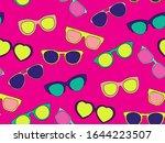 Fashion Sunglasses   Seamless...