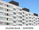 block of flats in turku  finland | Shutterstock . vector #1644306