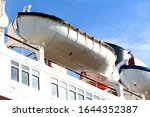 Historic Queen Mary Lifeboat A...