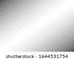 pop art dots background. grunge ...   Shutterstock .eps vector #1644531754