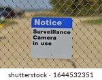 Surveillance Cameras In Use...