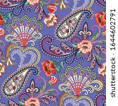 Seamless Bright Pattern With...