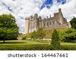 Arundel Medieval Castle In Wes...