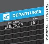destination   business success  ... | Shutterstock .eps vector #1644711757