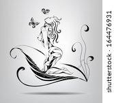 çekici,arka plan,güzel,siyah,kelebek,şirin,dekorasyon,dekoratif,on,yüz,peri,moda,özellikleri,şekil,flora