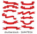 collection of vector brightly... | Shutterstock .eps vector #16447816