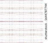 plaid pattern. pale tartan... | Shutterstock . vector #1644787744