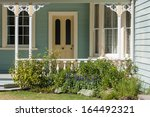 Colonial Architecture In New...