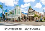 beverly hills  ca   sep 20 ... | Shutterstock . vector #164500061