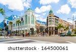beverly hills  ca   sep 20 ... | Shutterstock . vector #164500061