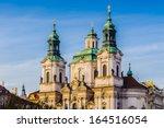 Saint Nicholas Church In Prague ...