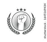 vector logo  badge  emblem ... | Shutterstock .eps vector #1645169434