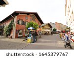 germany  bavaria  waging am see ... | Shutterstock . vector #1645379767