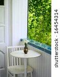 balcony | Shutterstock . vector #16454314