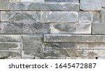 brick block concrete wall....   Shutterstock . vector #1645472887