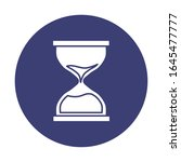 sand hourglass design  time...   Shutterstock .eps vector #1645477777