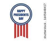 president's day celebration... | Shutterstock .eps vector #1645648417