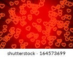valentines day card | Shutterstock . vector #164573699